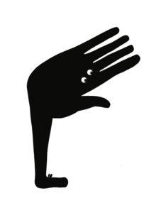 Busig hand